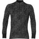 asics Lite-Show - T-shirt manches longues running Homme - noir